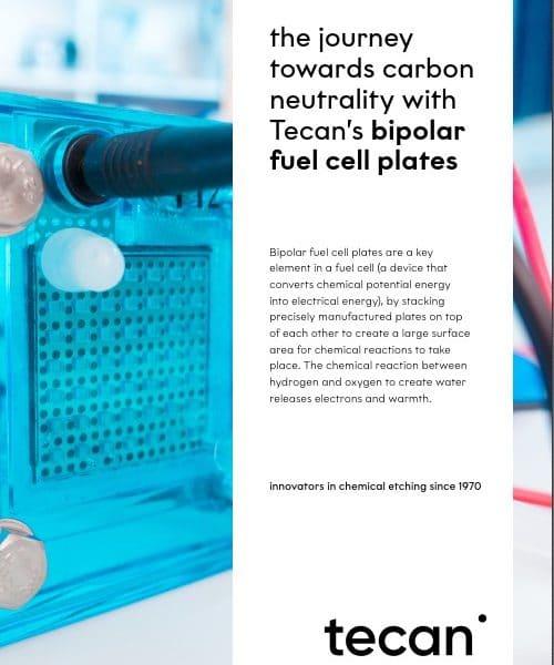 plaques de pile à combustible